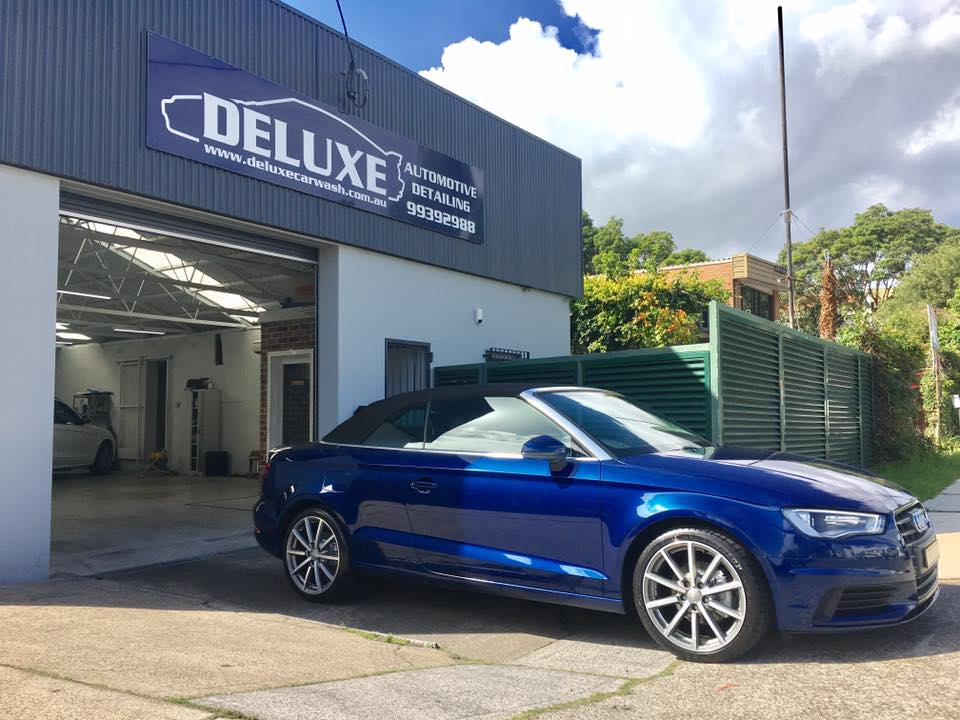 Car Detailing Service in Wheeler Heights NSW