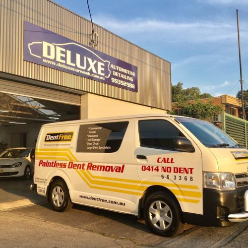 Car Detailing in Dee Why NSW