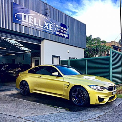 Automotive Detailing in Brookvale