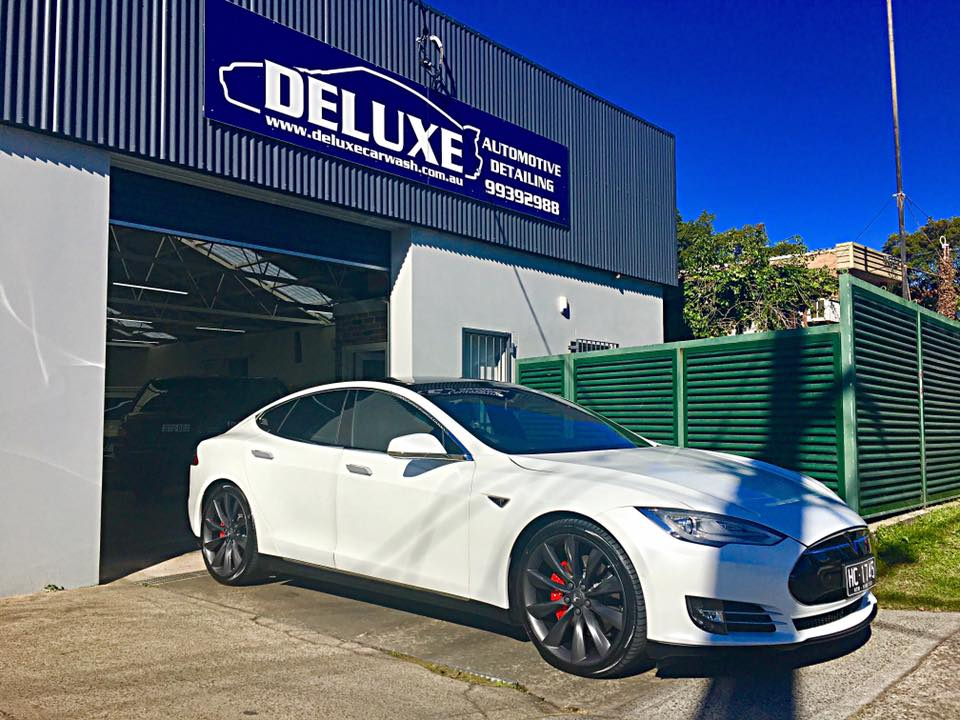 Deluxe Car Detailing in Brookvale